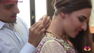 Cunning Indian Boss fucks David's wife Nisha Hard