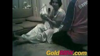 Horny Indians having hardcore sex on the floor
