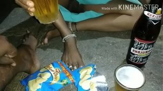 Sex with Telugu wife after drinking beer